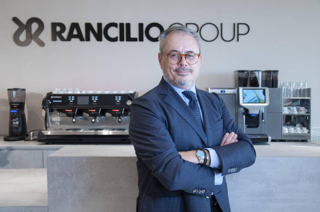 Ruggero Ferrari new CEO of Rancilio Group S.p.A.