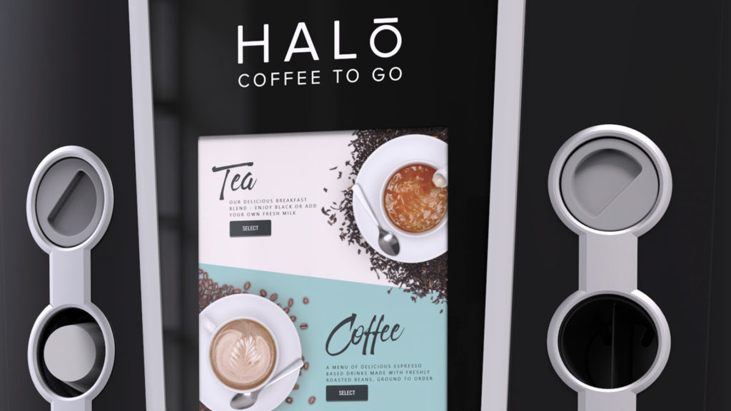 QUALITY COFFEE, ON THE GO