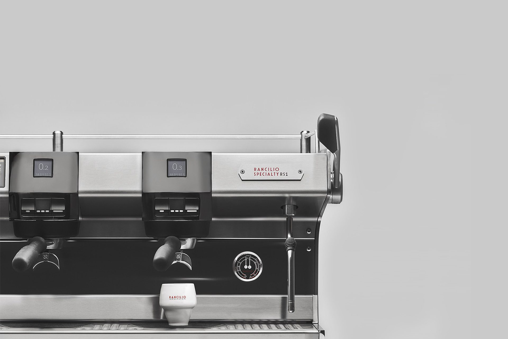 Rancilio Specialty RS1 is the official sponsor of the Italian Latte Art & Coffee in Good Spirits Championship