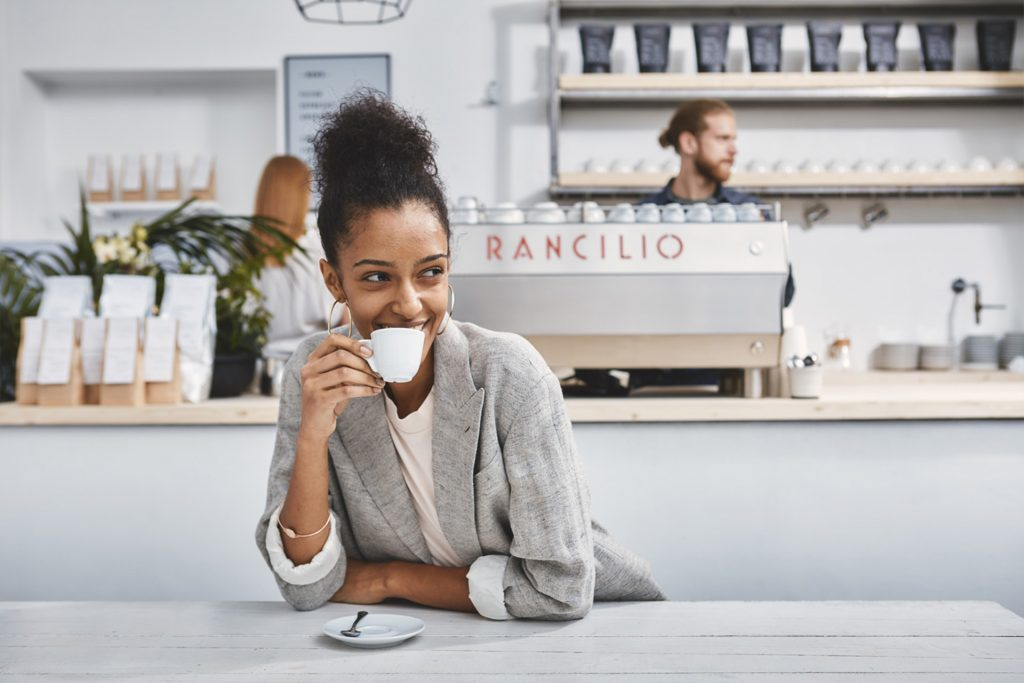 Egro Next and Rancilio Specialty RS1 at SIGEP 2019