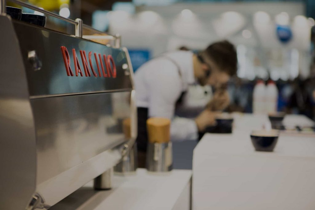 Rancilio Specialty is the official sponsor of the Italian Latte Art and Coffee in Good Spirits Championships