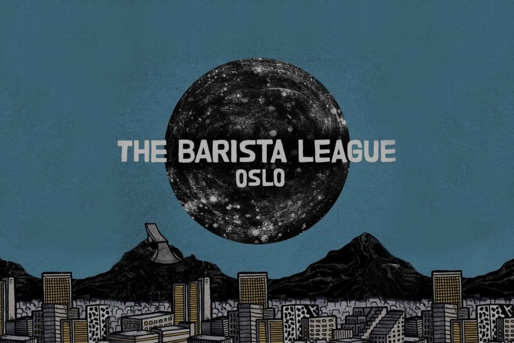 BARISTA LEAGUE OSLO