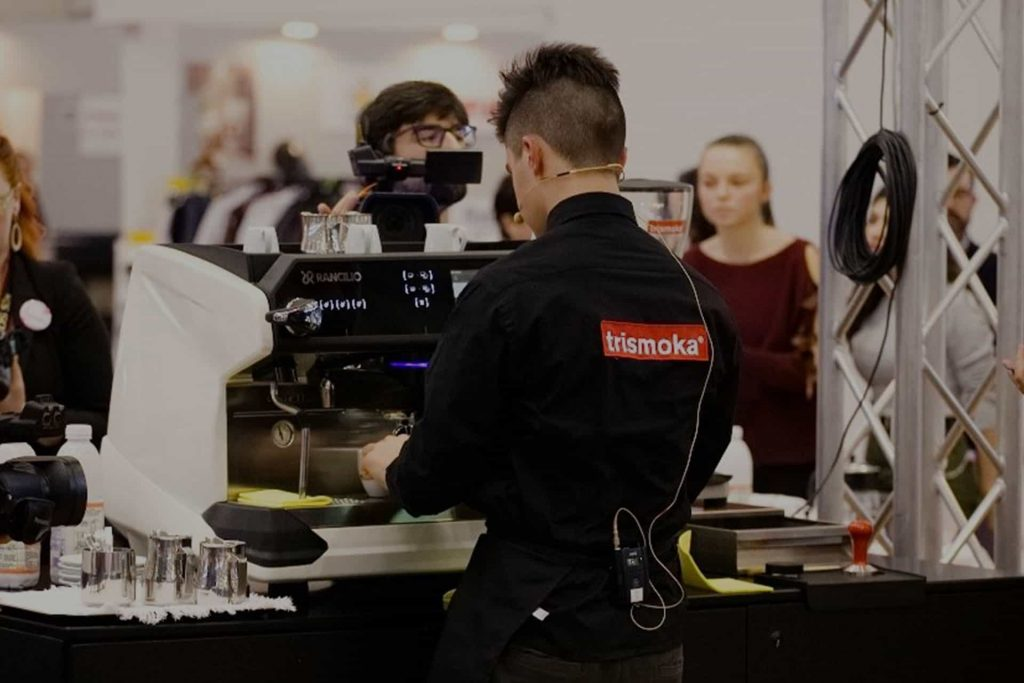 Rancilio is the Trismoka Challenge 2020's official sponsor