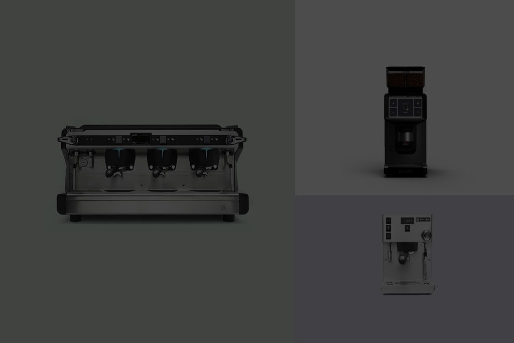 New Rancilio and Egro coffee machines coming in July 2020