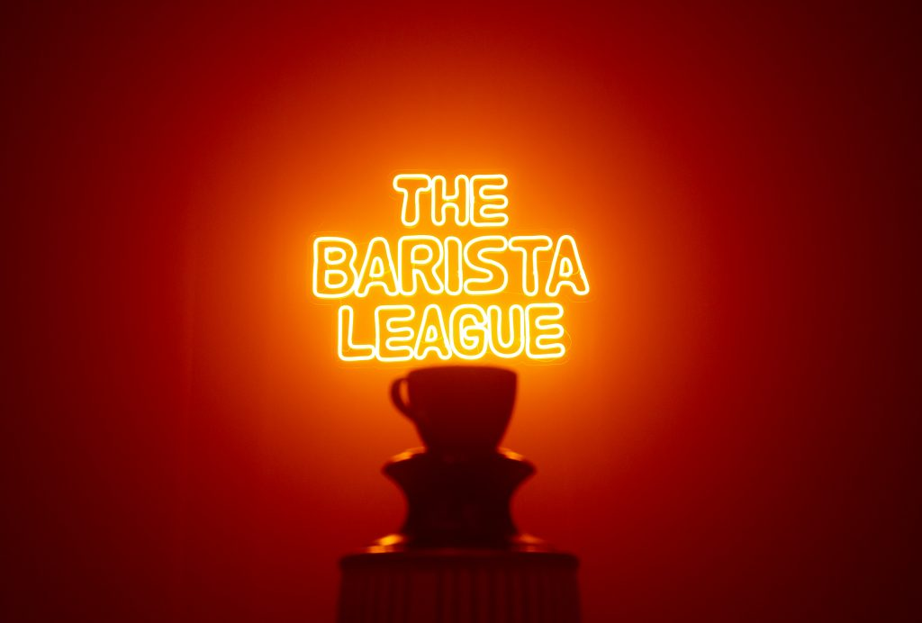 "Rancilio Silvia Pro is the official sponsor of ""The Barista League: Online – Season II"""