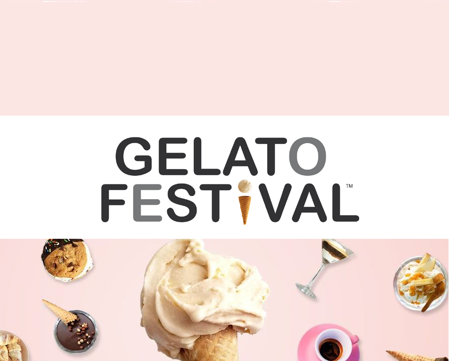 Rancilio Group is the official partner of Gelato Festival America