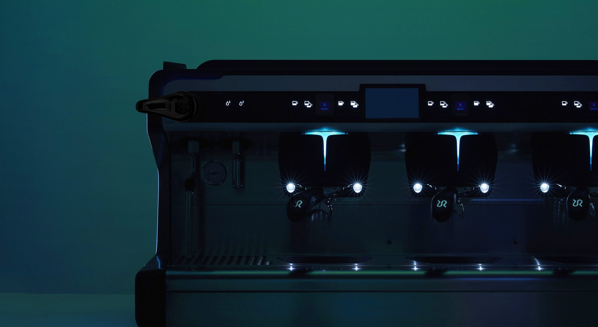 The Rancilio Group's Asian tour will move from Korea to Taiwan in the next weeks.