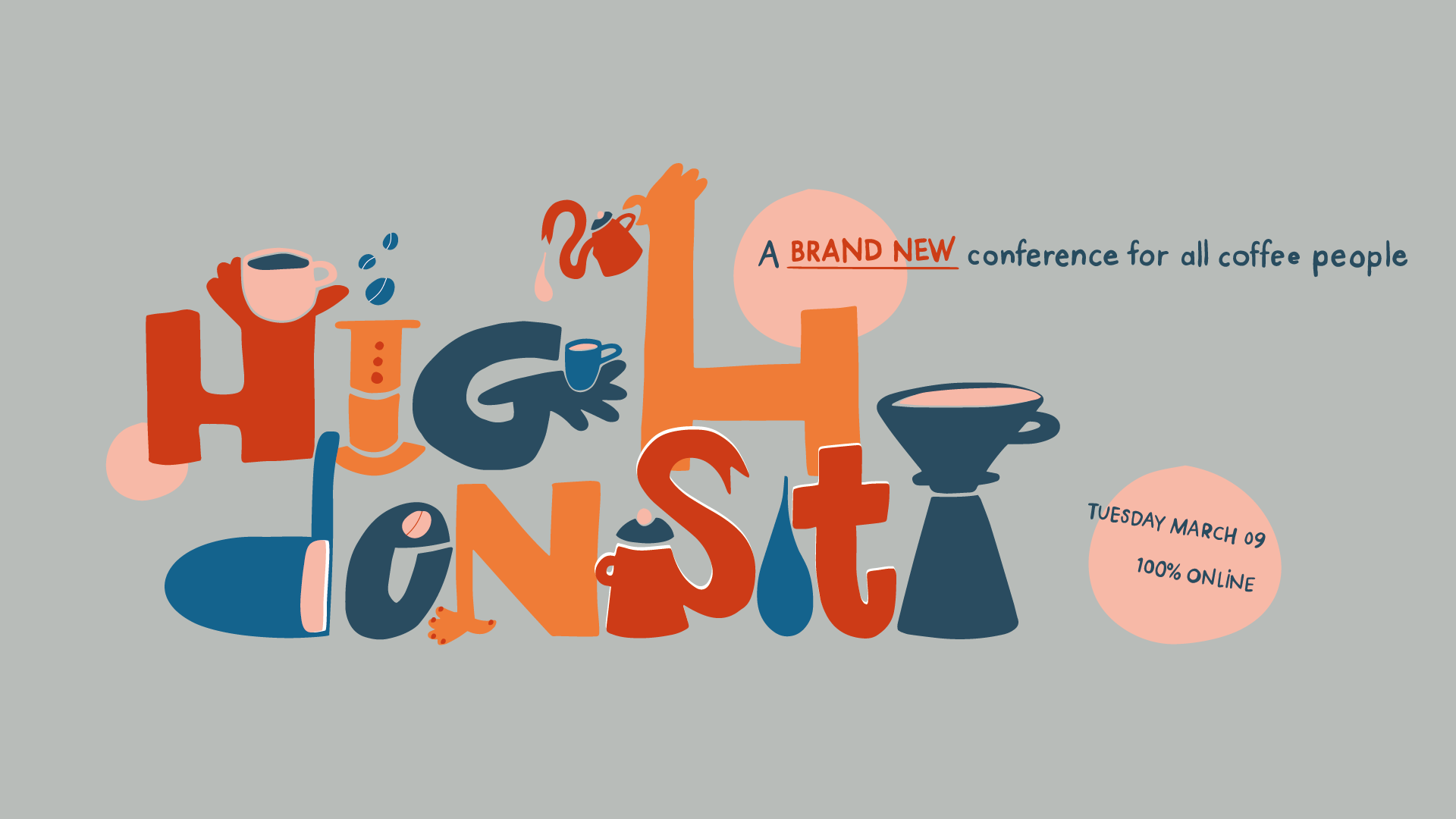 A dual presence for Rancilio Group at High Density, the online event of the Barista League