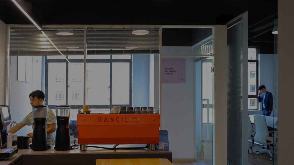 Rancilio Group China opens for business